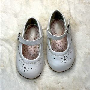 🎀Stride Rite🎀 infant girls shoes size (4)